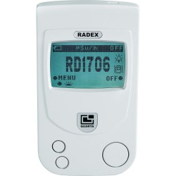 Medidor de Radiación (0,05 ... 999 µSv/h)