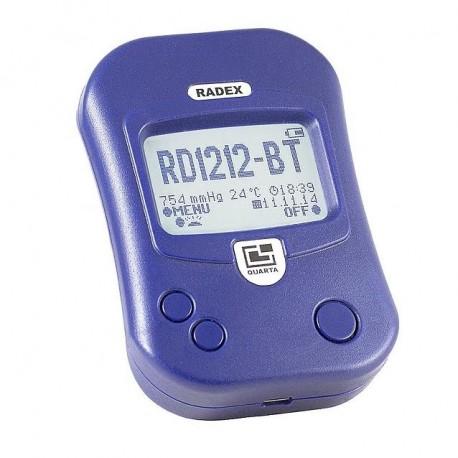 Advanced Bluetooth Geiger counter