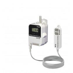 Registrar of temperature and humidity range