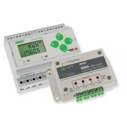 T-VER+UX120 Analizador de Red Eléctrica y Contador Energía