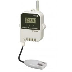 Registrador Inalámbrico de Temperatura (Pt100 y Pt1000)
