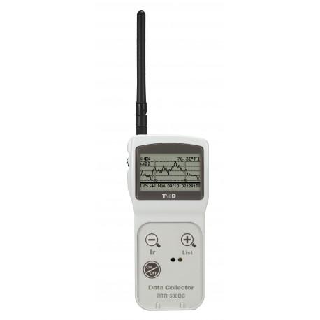 RTR-500DC Colector de Datos Portátil