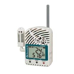Registrador Inalámbrico para CO2, Temperatura y Humedad