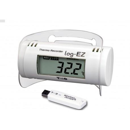 Registrador de Datos  inalámbrico de Temperatura y Humedad
