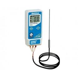 TR-81 Registrador de temperatura de Alto Rango para (Pt100 / JPt100)