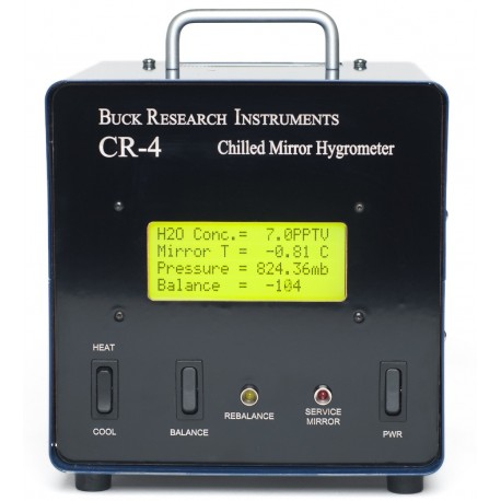 CR-4 CHILLED MIRROR HYGROMETER