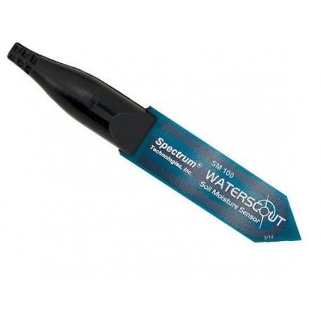 SM100 Sensor de Humedad de Suelo WaterScout (1,8m de Cable)