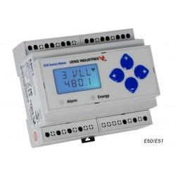 E50B1 Medidor de Potencia & Energía Veris