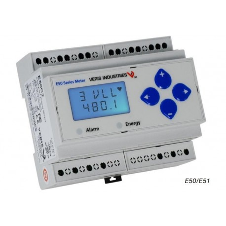 E50B1 Veris Power & Energy Meter