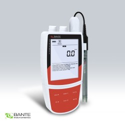 Bante221-ORP Medidor Profesional Portable de pH/ORP