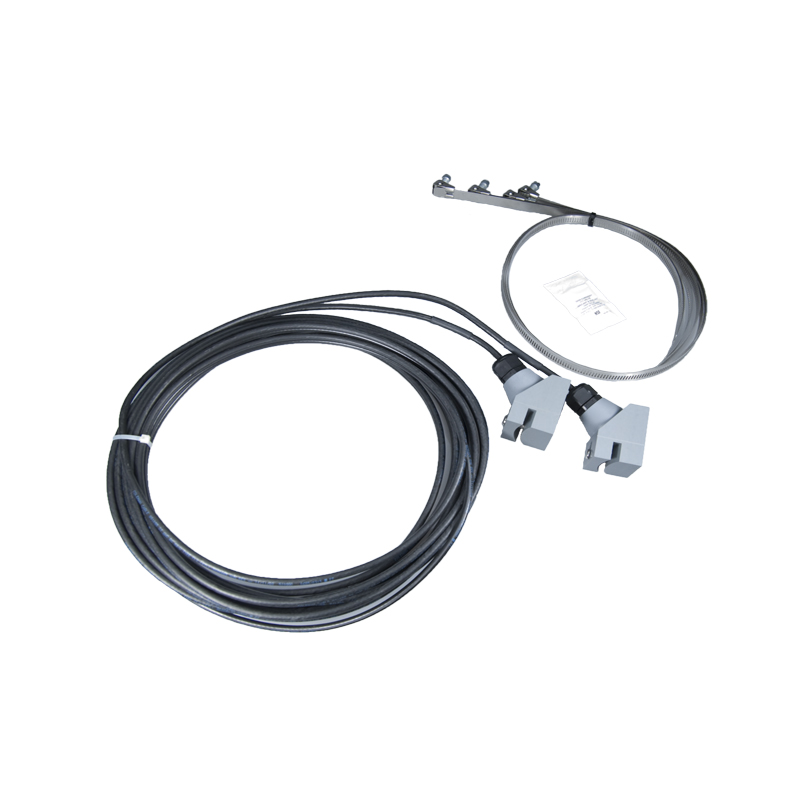 ultrasonic flow transducer