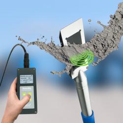 SONO-WZ Analisador de Água/Cimento para Cimento Fresco e Concreto