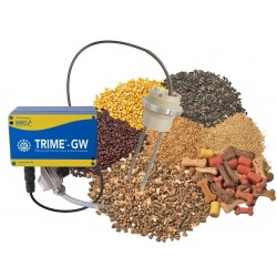 TRIME-GW  Grain moisture measurement direct inside the dryer or silo.