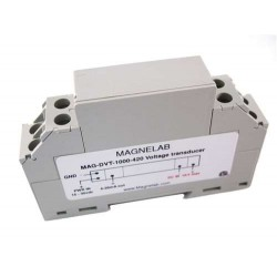 DVT-1000 Voltage Transducer 0-1000 Vdc with 4-20mA, 0-1Vdc & 0-5Vdc outputs