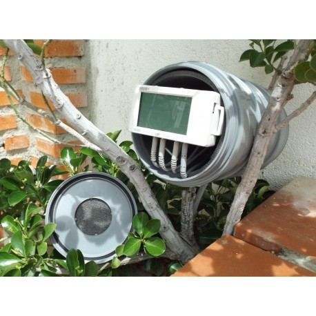 Meteo-UX120-006 Outdoor & Underground Logger with 4 channels