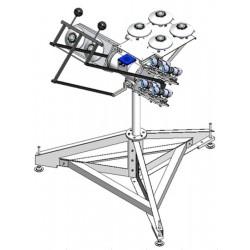 STR-32G  Seguidor solar Aplicaciones Pesadas