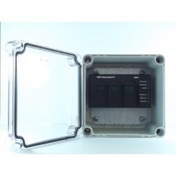 H22-001-C Monitor/Registrador HOBO para Clima y Energía (15 canales)