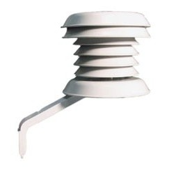 RS3-B Protector de lluvia y radiación solar (ensamblado)