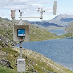 WS-GP2 Estación Meteorológica Automática de Sistema Avanzado (pré-cabeado)