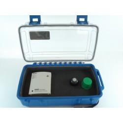 Zippo-HU12-PAR/UV Registrador Sumergible para medida de Luz PAR y UV