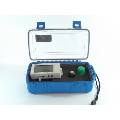Zippo-UX120-PAR Registrador Sumergible para Luz PAR
