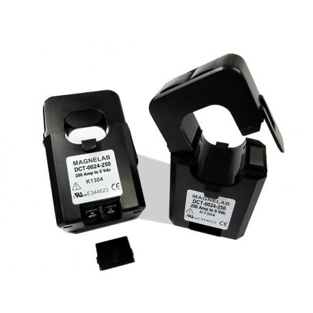 SCT-075R Transformador de Corriente AC de (50 a 250A) a una salida de 0.333 voltios