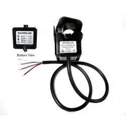 HCT-0016-100 TRANSDUCTOR (100A dc) A UNA SALIDA 0-4 Vdc