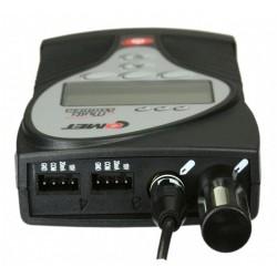 M1322 Registrador de Datos Multilogger Medidor de CO2 Termohigrómetro con 2 MiniDIN y 2 Terminales
