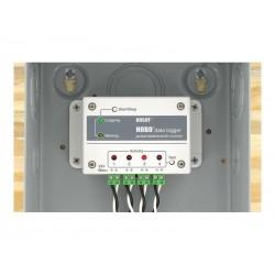 UX120-017 Registrador de Datos 4 Canales para Pulsos/Eventos, Estados, y Tiempos