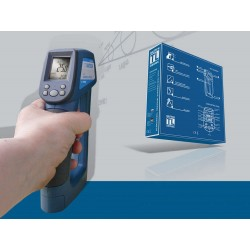 TL-0212C Infrared Thermometer (-50°C to + 1000°C)