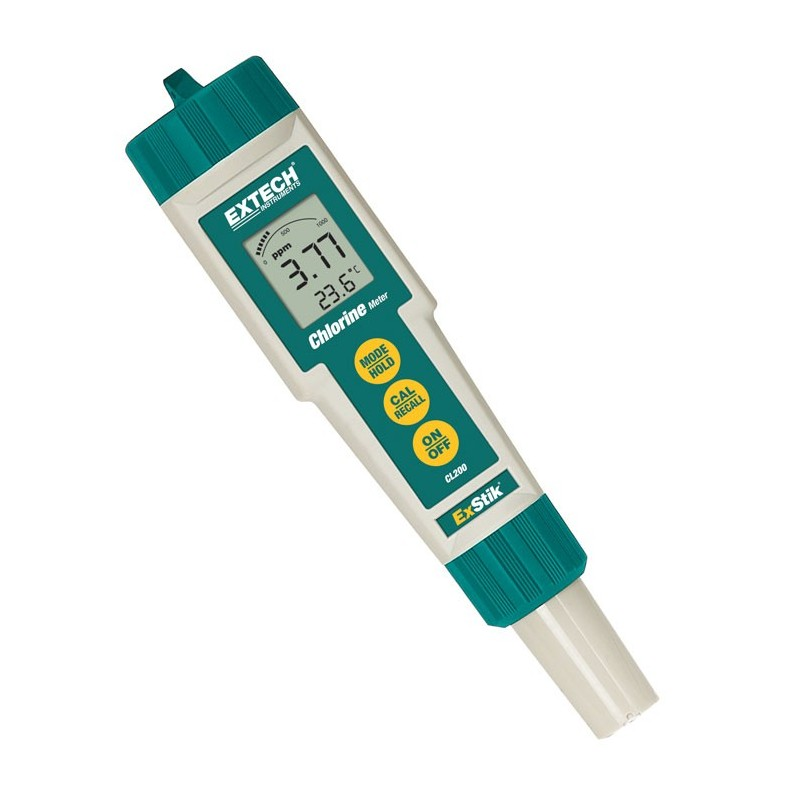 2015 Medidor De Cloro Resistente Al Agua 0 01 A 10 00 Ppm