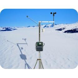 Estación de Monitoreo por satelite DataGarrison