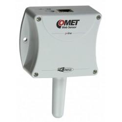 P8610 Sensor Web de Temperatura Integrado y PoE - Termómetro Remoto