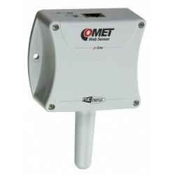Web Sensor P8610 with PoE - remote thermometer