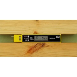 HGR-9 Moisture meter for Wood and Concrete