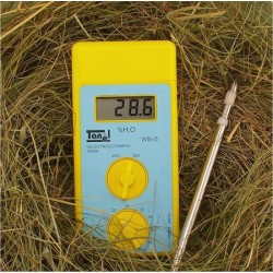 WSI-5 Moisture meter for hay and straw in packages