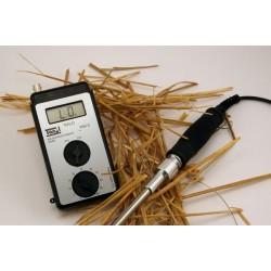 WSI-5 Medidor de umidade de feno e a palha em pacotes