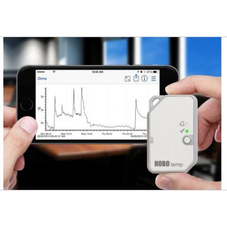 mx100 temperature data logger - Temperature Data Logger