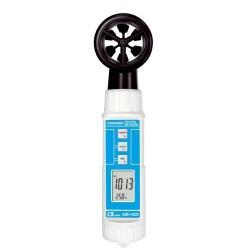 ABH-4224 Anemómetro, Barómetro, Humedad y Temperatura