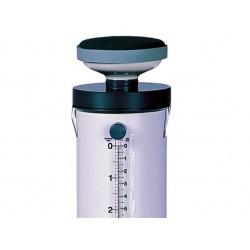 Monitor de Evapotranspiración ET Gage Pérdida de Agua del Suelo