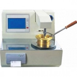 "FP-536A Automatic ""OPEN CUP"" Flash Point Tester"