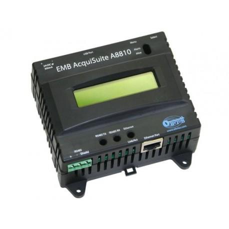 A8810 AcquiSuite™ Registrador de datos y Servidor de Energía Veris