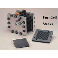 FC-50-04-7-ST Stack Pilha Combustível PEM 50cm2 de 7 celdas e Campo de Flujo Interdigitado