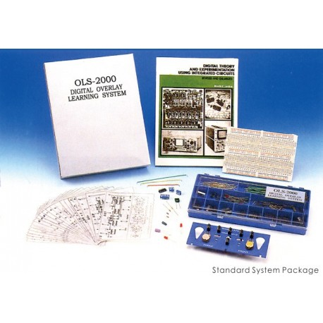 ols 2000 digital overlay learning system
