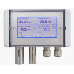 AO-CO-M/A Multifunctional Air Quality Sensor with display