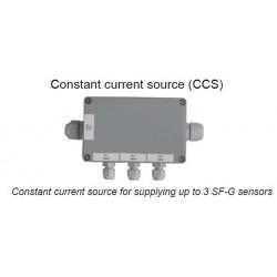 CCS Fuente de Alimentación de Corriente Constante para Sensores de Flujo de Savia Ecomatik