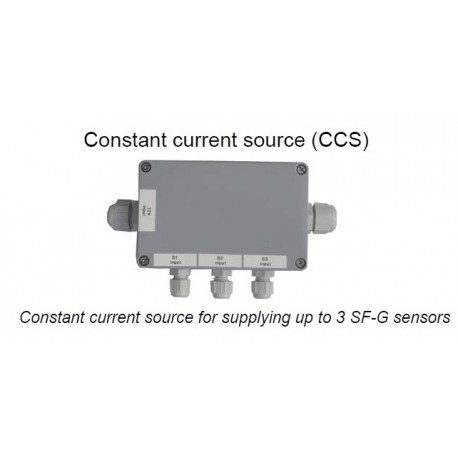 CCS Constant Current Power Supply for Ecomatik Sap Flow Sensors