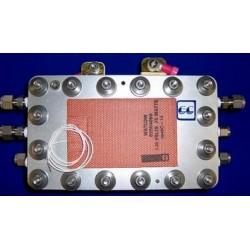 EFC-100-03-3 Stack de Pilas de Combustible de 100cm2 y 300W