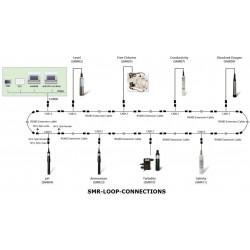 SMR07 Analizador de Conductividad de Sonda para la Calidad del Agua