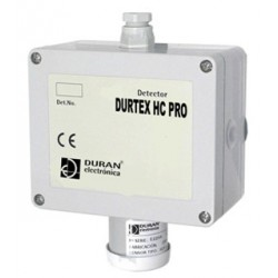 DETECTOR DURTEX HC PRO 4-20mA for Explosive Gas Detection